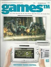 Games videogame magazine Nintendo Tomb Raider Ninja Gaiden Falcom Q-Games Review