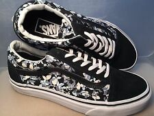 VANS New Old Skool Reverse Floral Vault Lady size USA 7