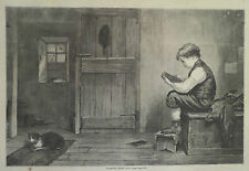 DRAWING FROM LIFE BY T HENDERSON ENGRAVING HARPER'S WEEKLY 1870