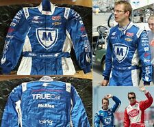 Original race suit 2012 Sébastien Bourdais Toronto + 2013 Sonoma test Signed
