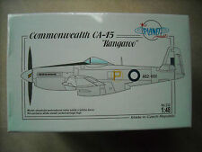 "Planet Models 1/48- commonwealth ca-15 ""kangaroo"""