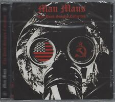 MAU MAUS - THE PUNK SINGLES COLLECTION - (still sealed cd) - WW0059CD