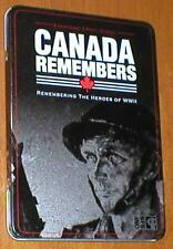 Canada Remembers - Remembering The Heroes Of WWII - 3-Part Series - 2-DVD Set