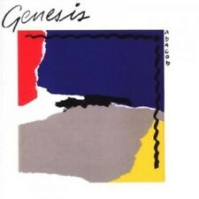 GENESIS - ABACAB-REMASTER  CD 9 TRACKS INTERNATIONAL POP  NEU