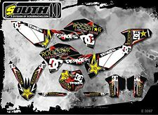 SOUTH40 KTM graphics decals kit EXC 125 200 250 300 450 530 2008 - 2011 '08-'11