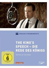 Grosse Kinomomente:  The King's Speech - Die Rede des Königs *DVD*NEU*