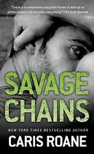 Savage Chains-ExLibrary