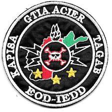 OPEX    KAPISA   TAGAB    GTIA   ACIER    2°REG    EOD - IEDD    patch scratch