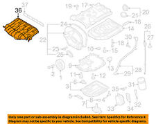VW VOLKSWAGEN OEM 09-16 CC-Intake Manifold 06J133201BD