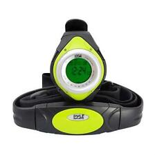 New Pyle PHRM38GR Green Heart Rate Monitor Watch, Calorie Counter & Target