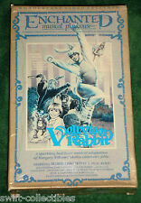 The VELVETEEN Rabbit RARE VHS BIG Box CLAM SHELL MARIE OSMOND in a Double Role !