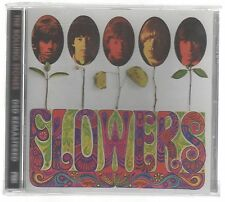 THE ROLLING STONES FLOWERS CD DSD REMASTERED  SEALED!!!