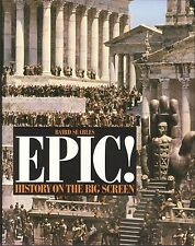 Epic! : History on the Big Screen by Baird Searles (1990, Hardcover)
