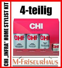 Chi Farouk 4-tlg Set ** INFRA SHAMPOO + KERATIN MIST + treatment + SILK infusione **