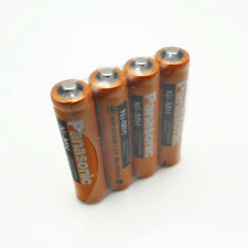 4PCS New AAA Ni-Mh Rechargeable battery 1.2V 630mAh HHR-65AAAB For Panasonic