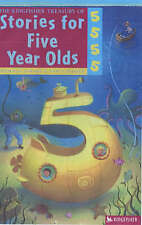 Treasury of Stories for Five Year Olds by Pan Macmillan (Paperback, 1991)