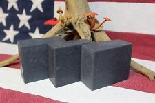 Activated Charcoal & Tea Tree Handmade Soap! 5 oz Homemade Bar!