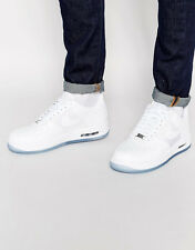 Nike Air Force 1 Elite White Mens Trainers size UK 11.5, EUR 47