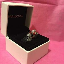 Pandora Surprise Under The Tree GIft Set  S925 ALE Sterling Silver cz New In Box