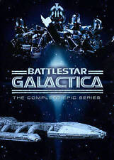 Battlestar Galactica - The Complete Epic Series (DVD, 2014, 10-Disc Set)