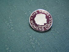 PORTSMOUTH - THE NEWS WOMENS CICLE - ENAMEL PIN BADGE - FATTORINI
