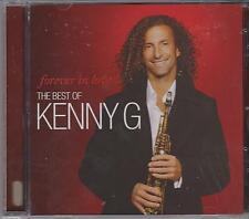 THE BEST OF KENNY G - FOREVER IN LOVE - CD - NEW