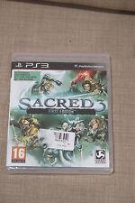PS3 : SACRED 3 First Edition - Nuovo, sigillato, ITA ! Edizione con Extra