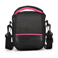 Digital Camera Bridge Compact System Mirrorless Comfort Carry Case Shoulder Bag