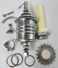 Bike Sturmey Archer Style Sears 3 Speed Hub , Twist Shift  & Parts for Vintage