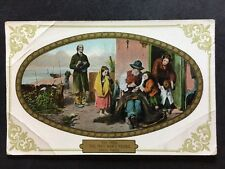 """Vintage Postcard - Other Card - #A5 - """"The Poor"""" - Ettlinger - 1909"""