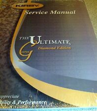 Kirby Service Manual for Ultimate G, Diamond Edition use for G-3 thru DE 246503