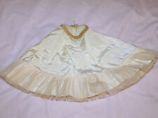 Vintage 1950s Madame Alexander Cissy Doll Petticoat Slip in pale pink