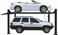 4 Post Car Parking hoist Standard Height. Extra high and Extra long available