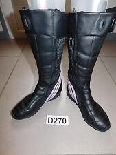 BOTTE ADIDAS  POINTURE 37,5 - TRES BON ETAT -  REF:D270