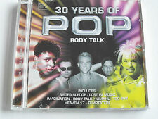 Various Artists - 30 Years Of Pop Body Talk (CD Album) Used Very Good