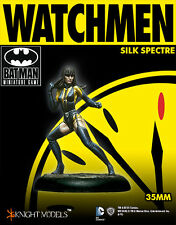 Knight Models Batman Miniatura Juego-Watchmen-Silk Spectre 2 K35WT003
