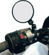 CRG L3.2 3 Round Folding Mirror for 7/8 Handlebars on Harley Models LS-320