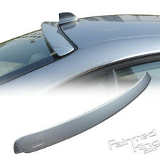 Painted 99 05 BMW E46 3 Series Sedan A Type Window Roof Spoiler Wing 354