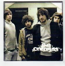 (FA807) The Coronas, Decision Time - 2008 DJ CD