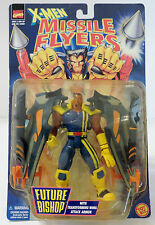 Marvel X-Men Missile Flyers - Future Bishop with Transforming Wing Attack Armor