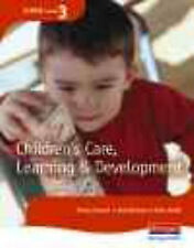 Children's Care Learning & Development - QCF  early years book childcare, EYFS