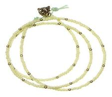 HULTQUIST Armband MAGICAL TROPICAL Gelb, Glas 0035 G-L