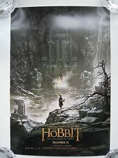 The Hobbit Part 2 The Desolation of Smaug Mini Poster 11.5 x 17 NYCC Free Ship