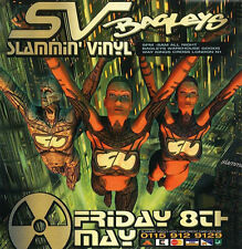 SLAMMIN VINYL - 8TH MAY 1998 (DRUM N BASS CD COLLECTION) (ONE NATION, HYSTERIA)