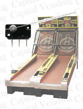 Skee Ball / Skeeball Arcade Game Vintage Style Coin Operated 3 Pin Switch