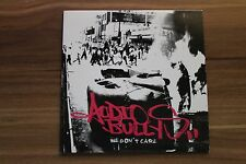 Audio Bullys - We Don't Care  (2002) (2 -Track Promo) (Source-SOURCDJ061)