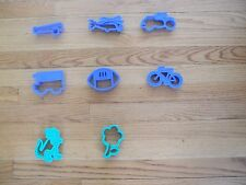 Lot of Over 40 Farberware Cookie Cutter Art Molds ~ See Pictures