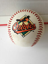 OFFICIAL BALL AMERICAN LEAGUE BASEBALL RAWLINGS // ORIOLES BALTIMORE