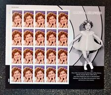 2016USA   Forever Shirley Temple - Legends of Hollywood - Sheet of 20  mint