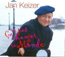 JAN KEIZER - Ca va pas changer le monde 3TR CDM 2000 CHANSON / POP / BZN